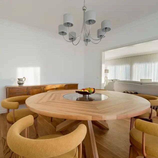 Sala da pranzo in stile in stile Moderno di Stoc Casa Interiores