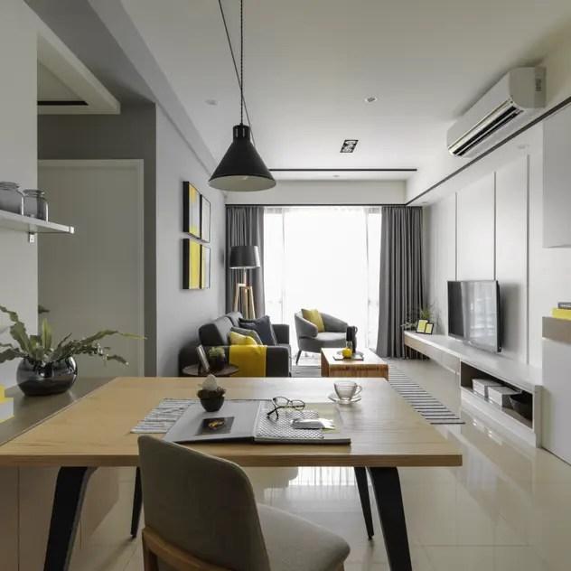 modern Dining room by 存果空間設計有限公司