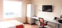 Aislamiento Ruido Hotel Comfort Inn Santa Fe Bosques De