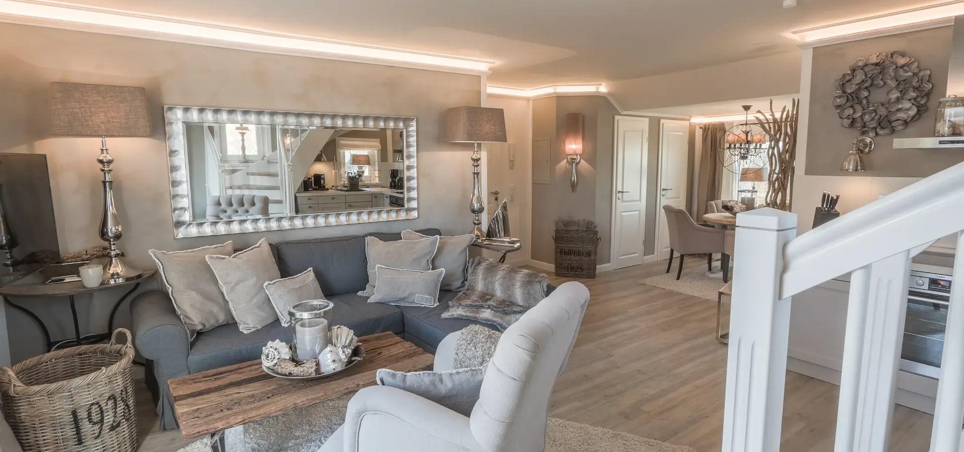 Ferienwohnung HOME Suites Scharbeutz von HOME Einrichtung  Lifestyle  homify