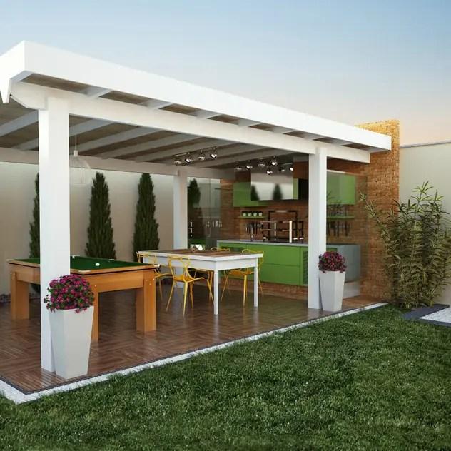 Terrazas de estilo translation missing: ar.style.terrazas.moderno por canatelli arquitetura e design