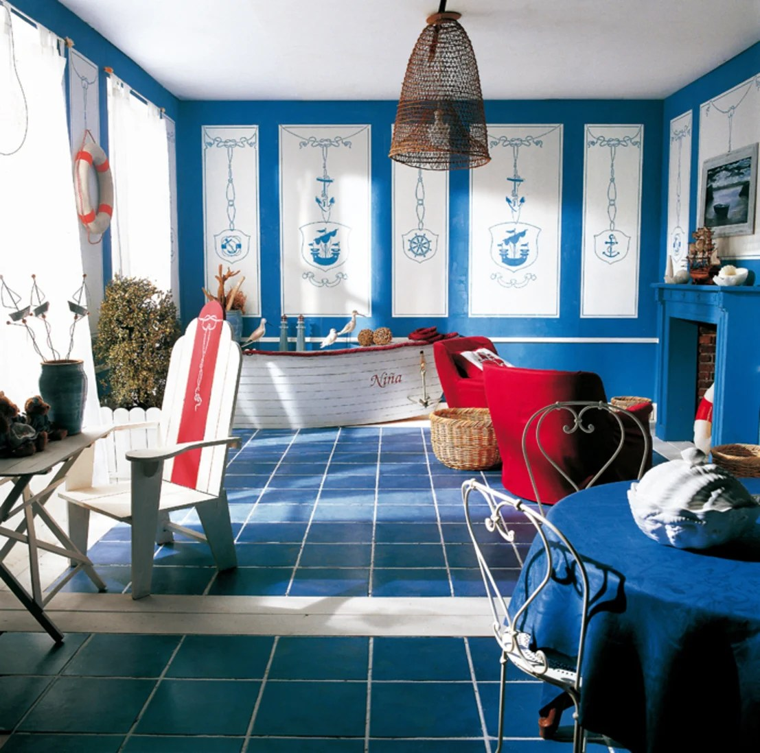 Casa al mare di INTERNO78IT  DECORAZIONI DINTERNI  homify