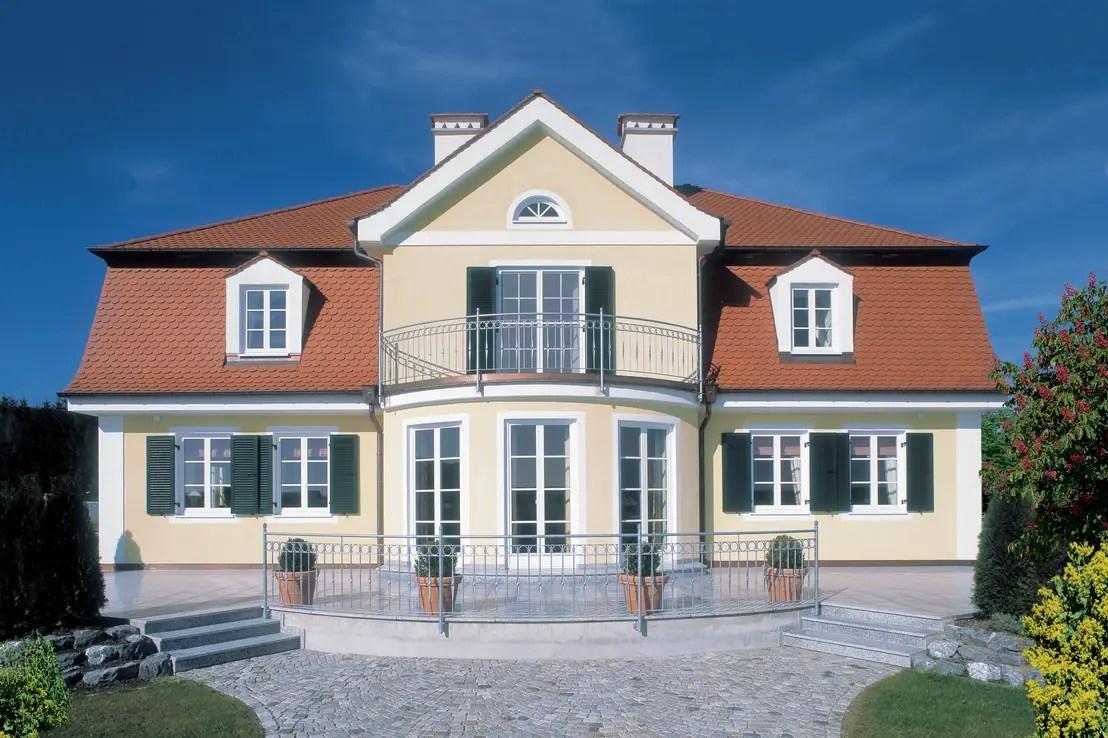 Landhaus aus dem Bilderbuch