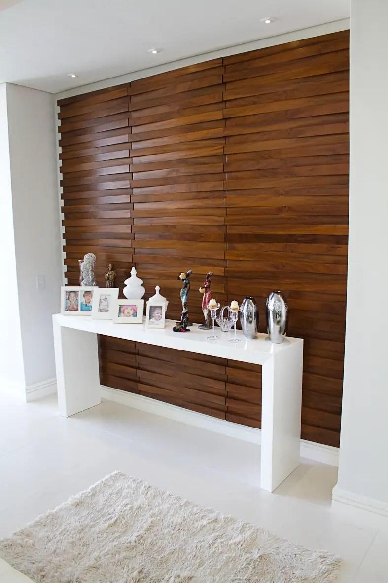 10 ideas para revestir tus paredes con madera y que se