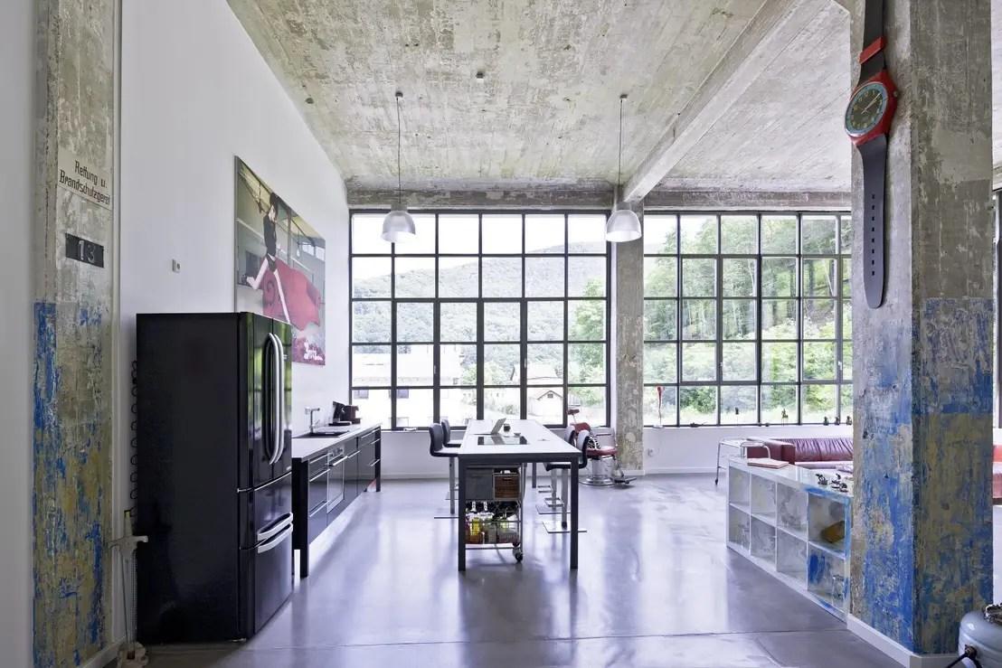 Loft Style So verpasst du deinem Zuhause den coolen Look