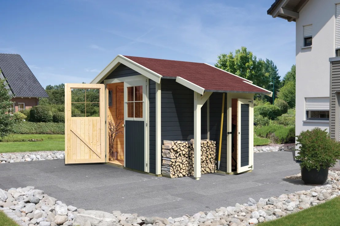 7 geniale Ideen fr ein Gartenhaus