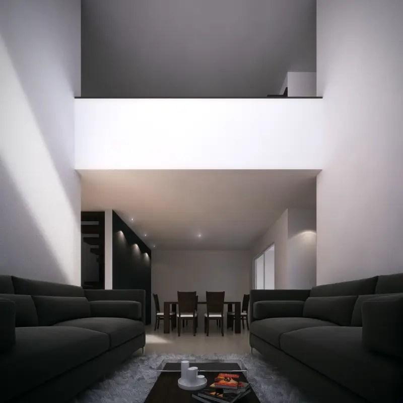 Salas minimalistas  10 sillones espectaculares