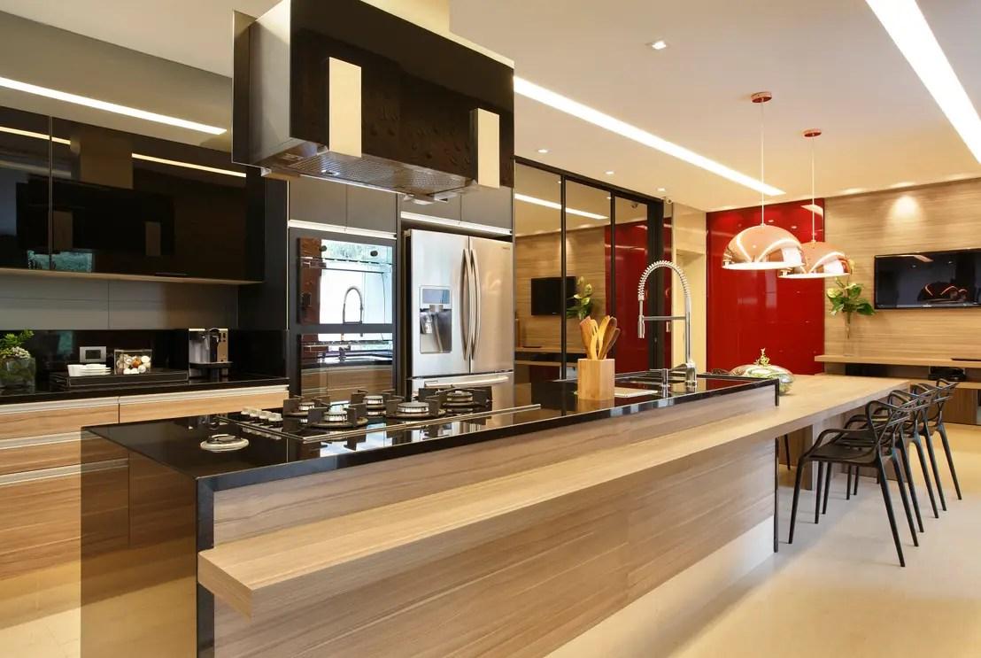 6 Cozinhas no estilo Art dco
