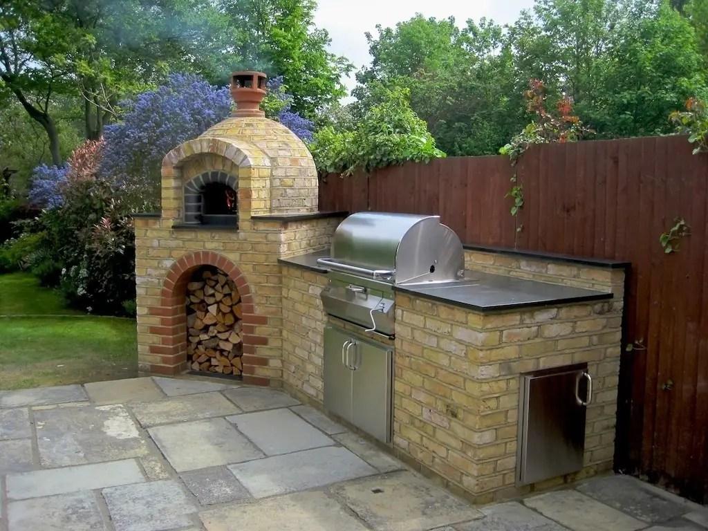 Outdoor Küchen Zubehör : Discovery artisan outdoor kitchen module beefeater grill