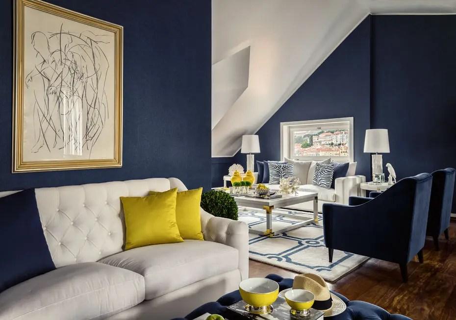 10 colores geniales para pintar una sala pequea