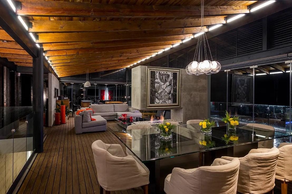 10 diseos de paredes para separar ambientes modernos y
