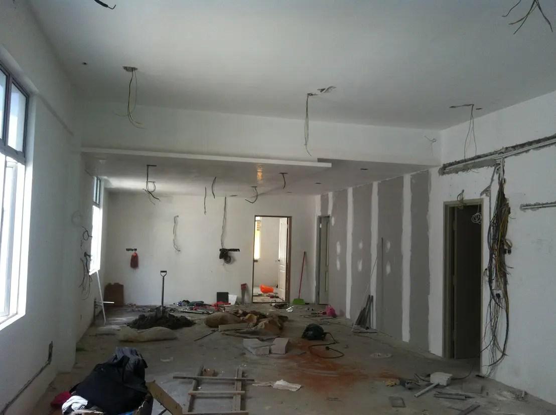 A Wonderful Renovation Of A Malaysian Apartment