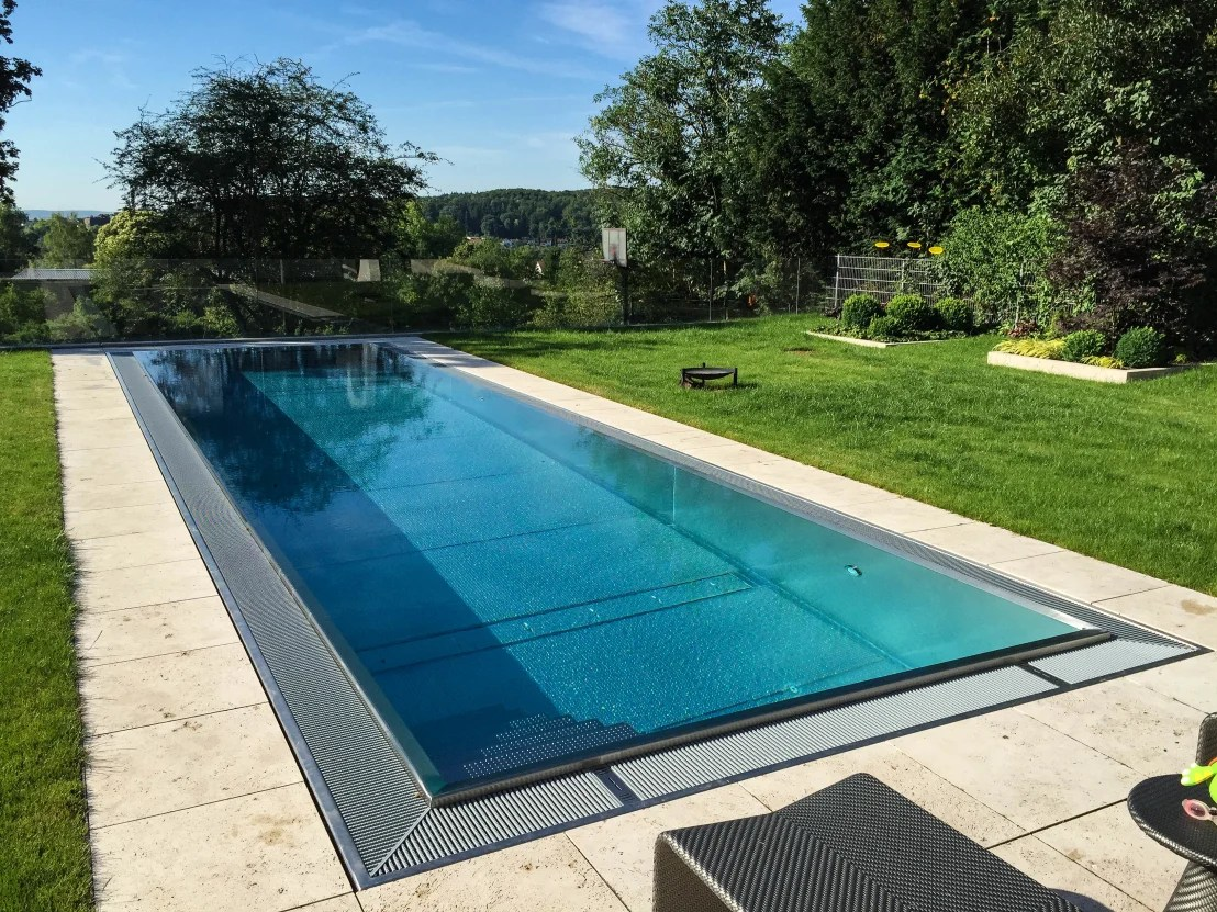 Stunning Stainless Steel Pools By London Swimming Pool