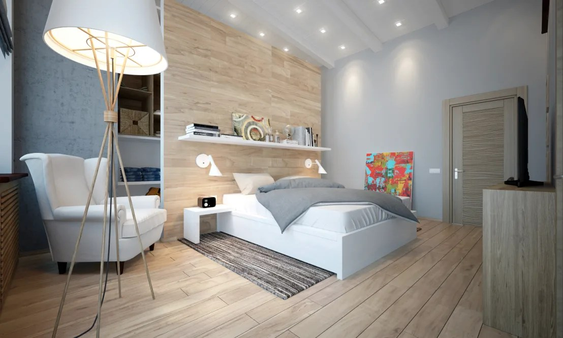 Clever decorating ideas for small bedrooms