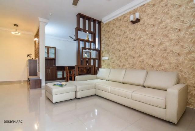 Interior Design Bangalore 2BHK Apartment by Design Arc ...