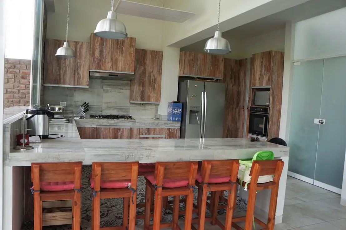15 cocinas rsticas que te van a gustar para tu terraza