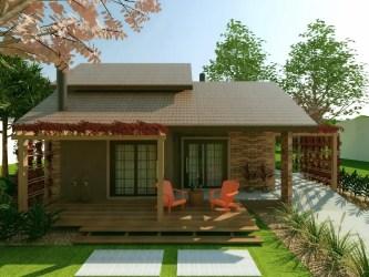 Casas Simples Grandes