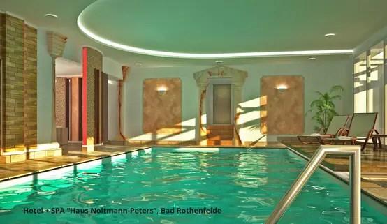 Innenarchitektonische Umgestaltung Eines Hotels