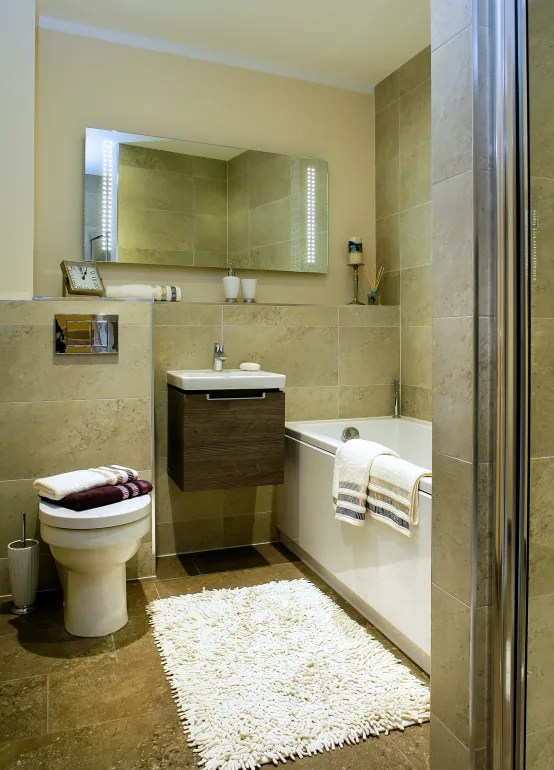 15 Fabulous design ideas for small bathrooms | homify | homify