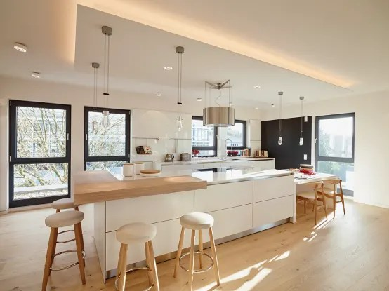 Skandinavische Küchen: Ideen & Tipps – Wohndesign
