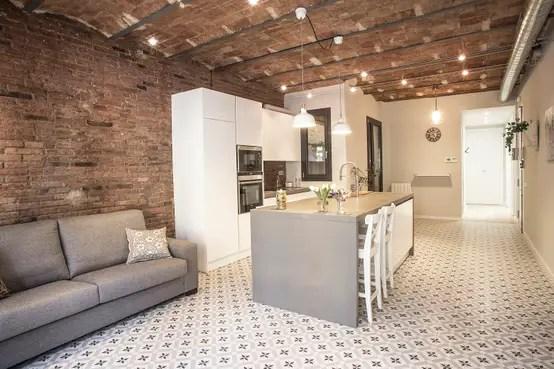 12 Cocinas con comedor incluido Ideal para casas pequeas