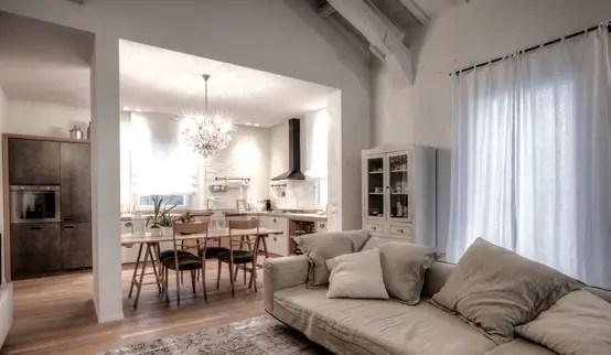 Open Space Con Cucina E Soggiorno In 25 Mq: Idee E Consigli – design ...