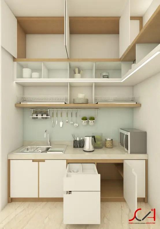 10 Tips Desain Rak Untuk Rumah Sempit homify