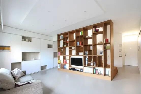 Librerie Divisorie Bifacciali: Idee E Consigli – design per la casa