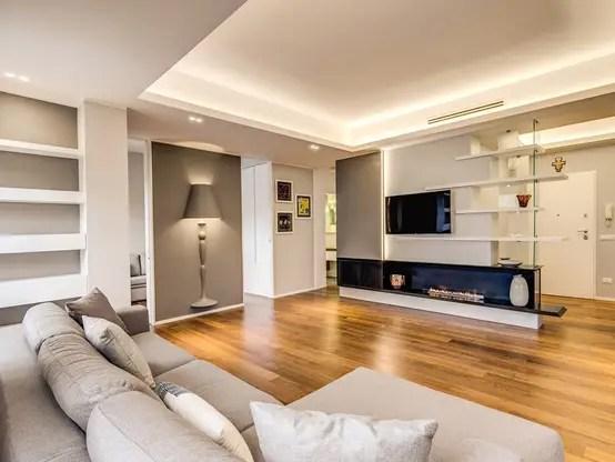 12 Idees Pour Separer Le Hall D Entree Du Salon Sans Mur Homify