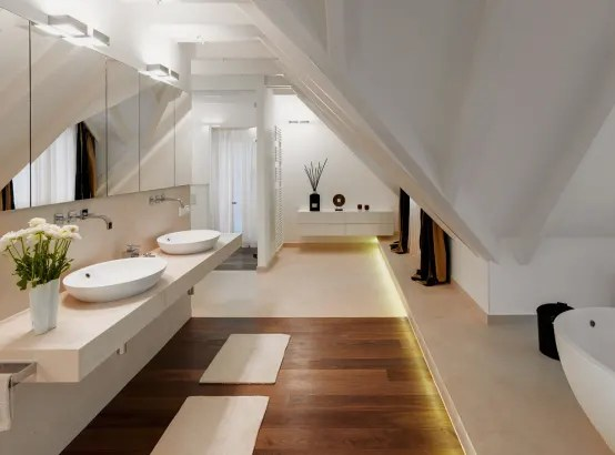 Verwinkelte Badezimmer Lösungen Und Tipps, Um Das Beste