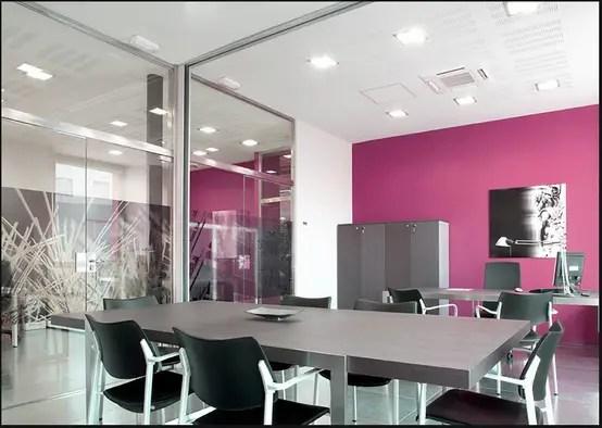 Diseño Y Equipamiento De Oficinas En Terrassa