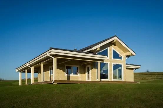 Die Vielfältigen Holzhäuser Eines Bauunternehmens Aus Stahnsdorf