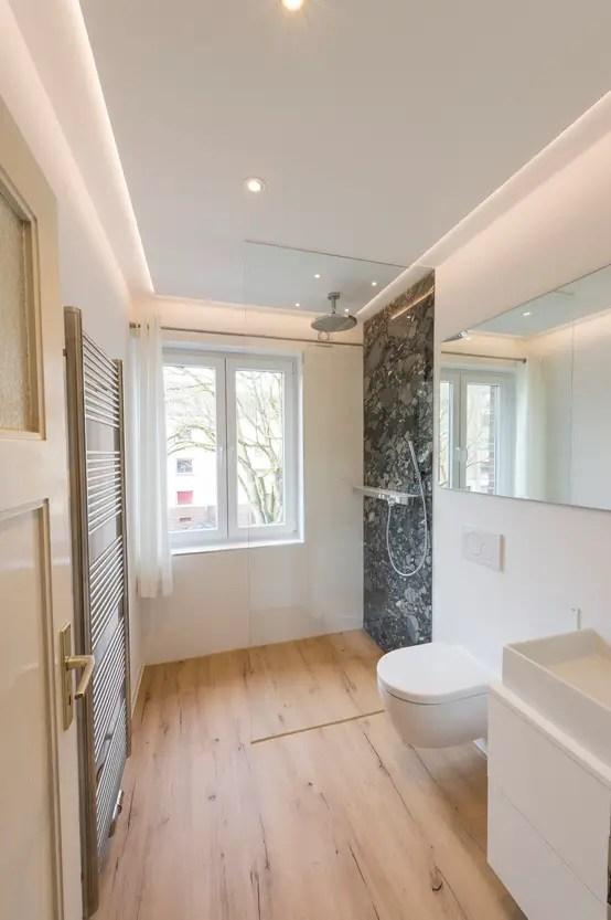 Düsseldorfer Interior Designer Gestalten Kleines Badezimmer Mit Großer Wirkung