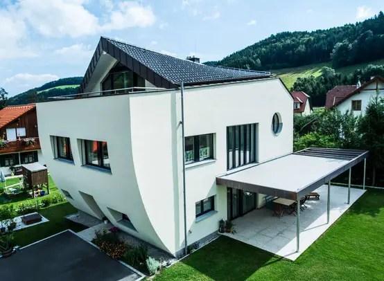 Das Innovative Haus Eines Architekten Aus Wien
