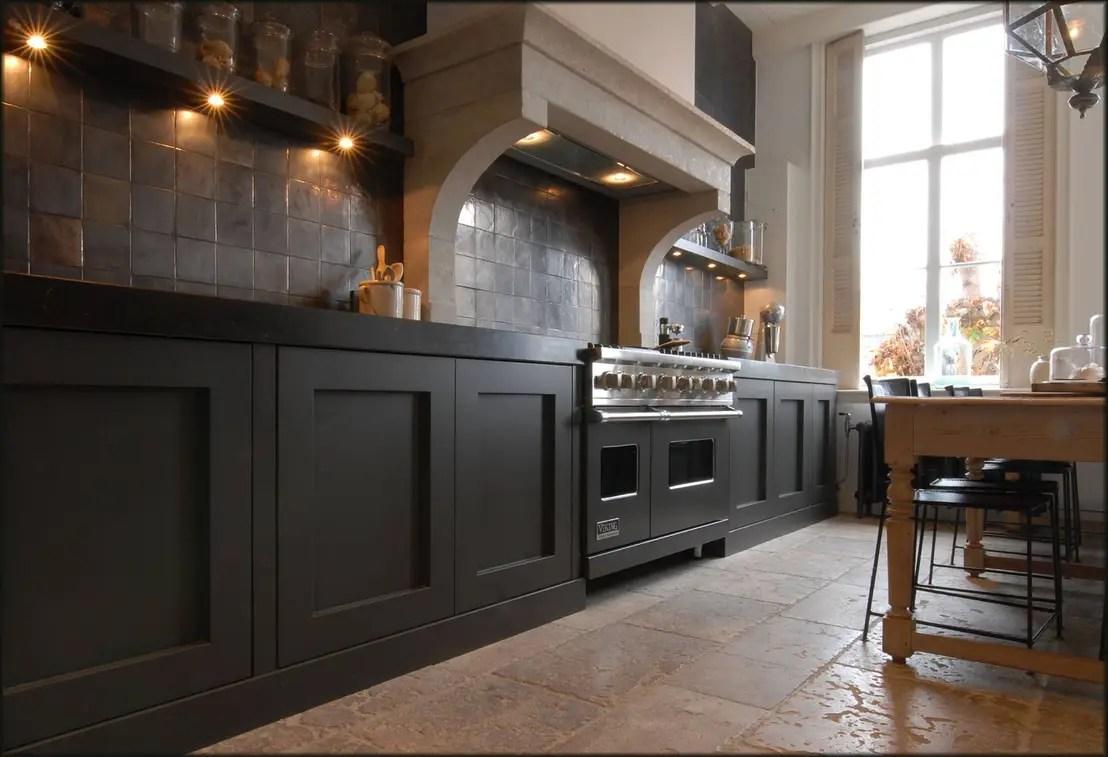 Designed by David klassieke keukens