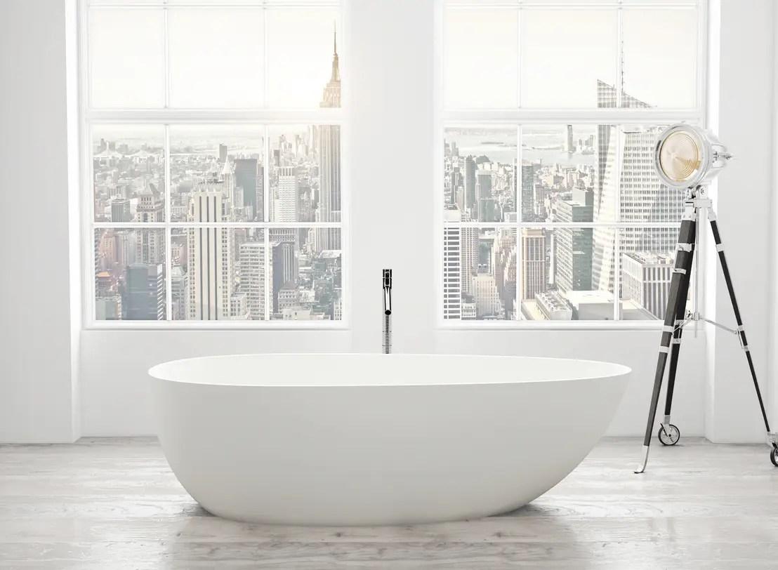 Ab in die freistehende Badewanne 10 coole Designs