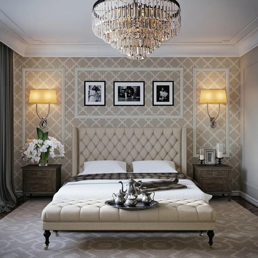 De mooiste ideen voor een boudoir stijl slaapkamer