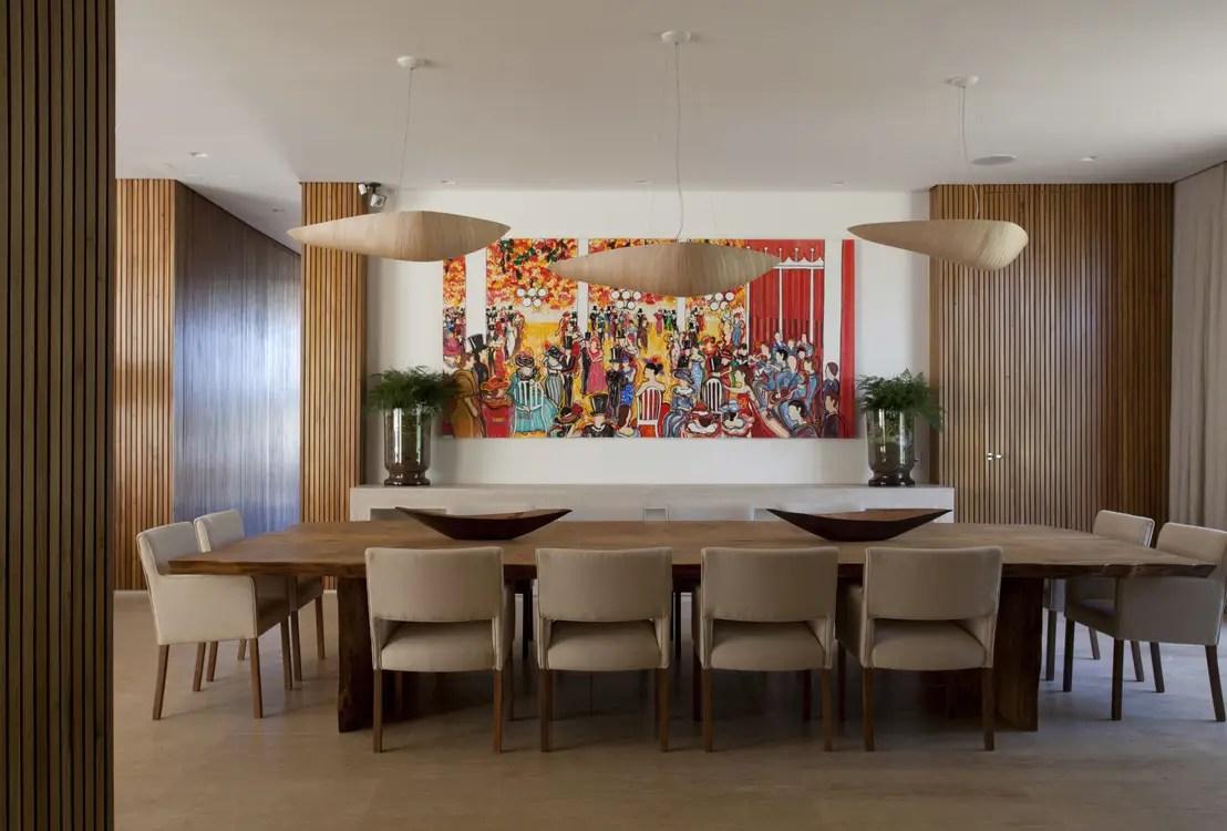 12 salas de jantar modernas e estilosas