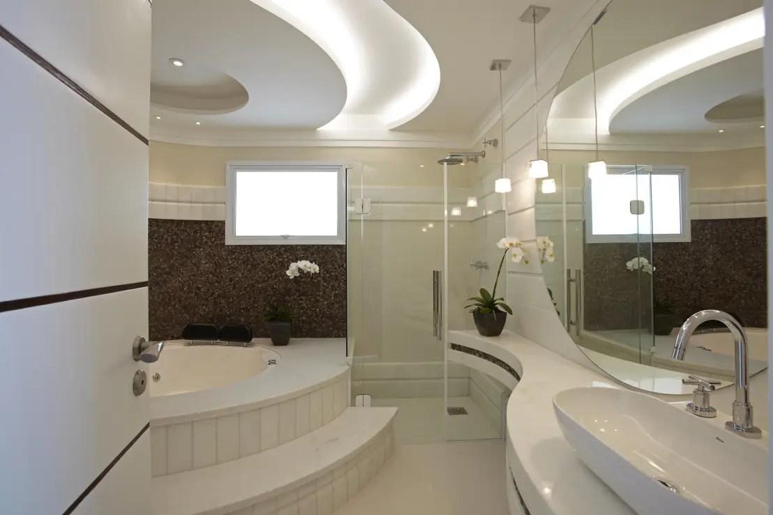 6 chuveiros modernos para o seu banheiro
