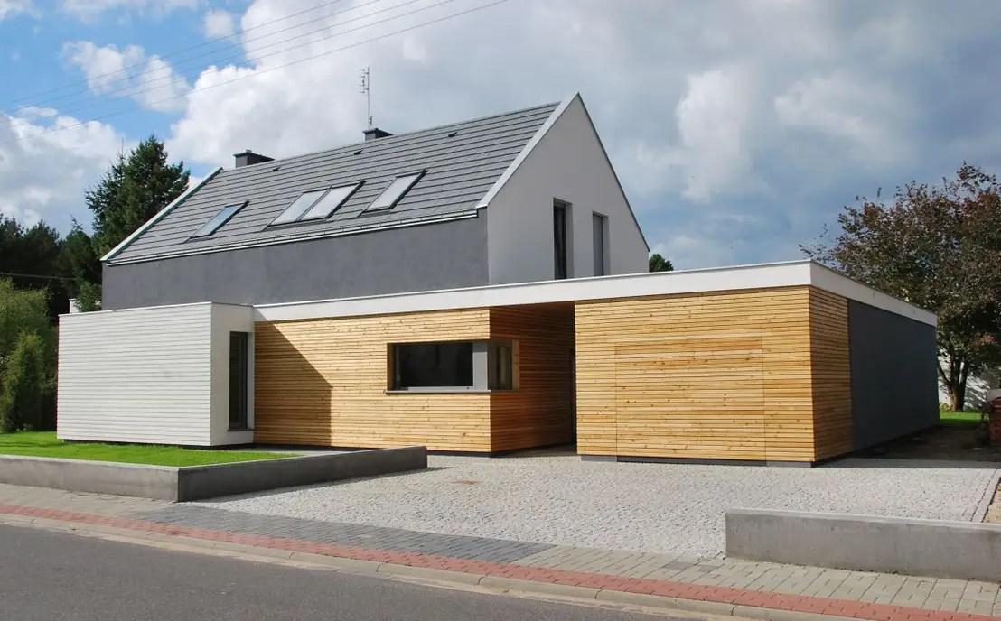 Modernes Haus Mit Twist