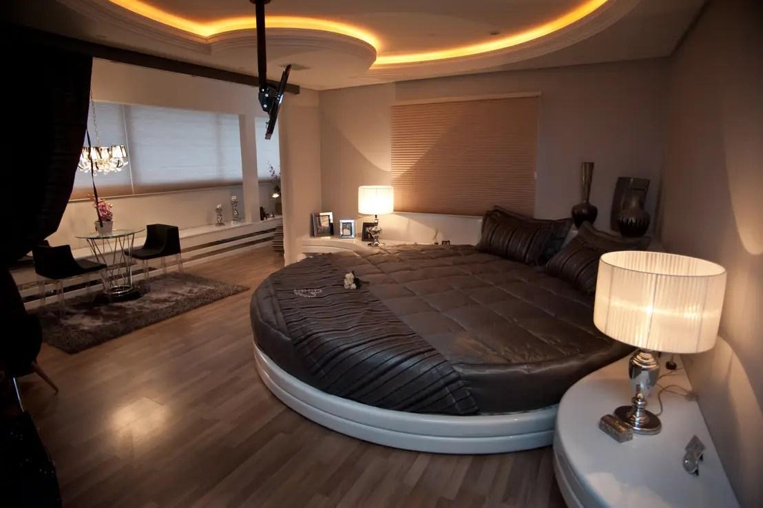 Pop design in de slaapkamer Plafonds met iets extras