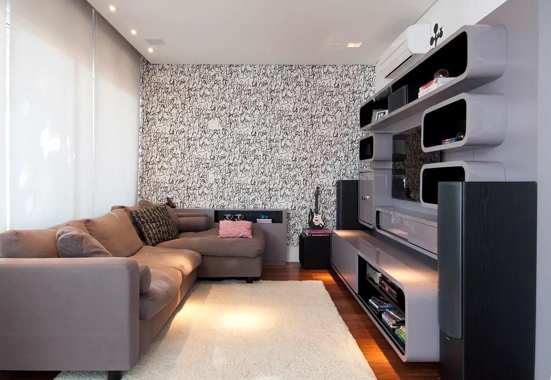 Salas esquineras  10 ideas para casas modernas