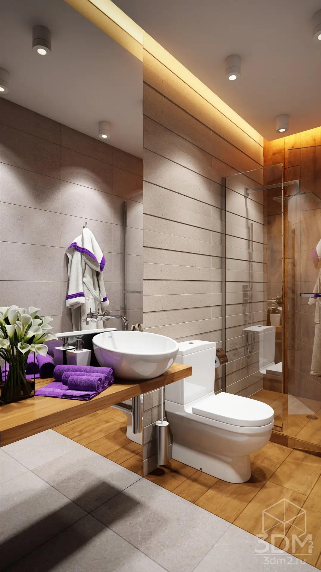 11 pomysłów na panele ścienne w łazience!
