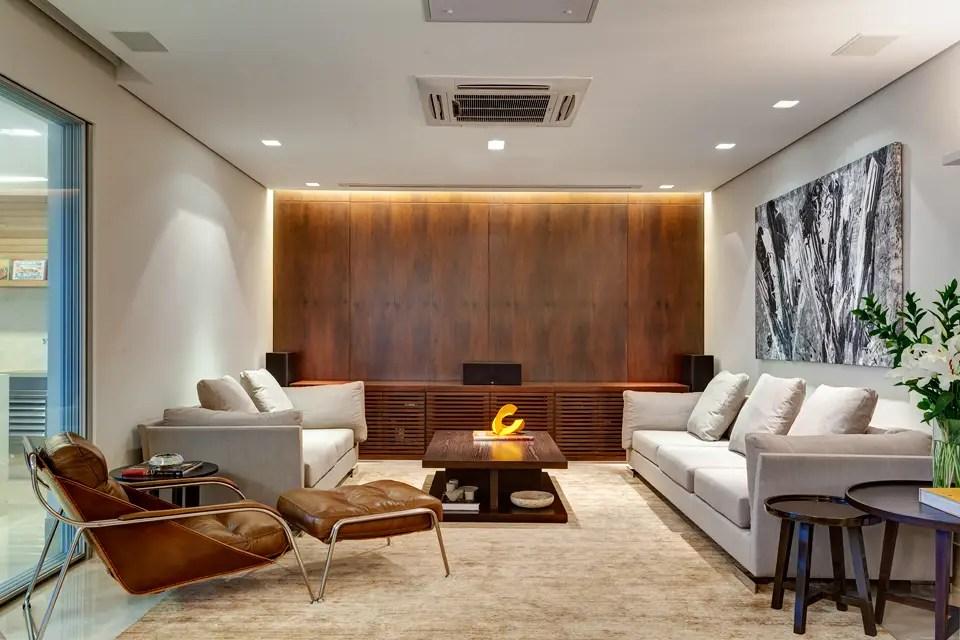 7 fantsticas ideas para salas modernas