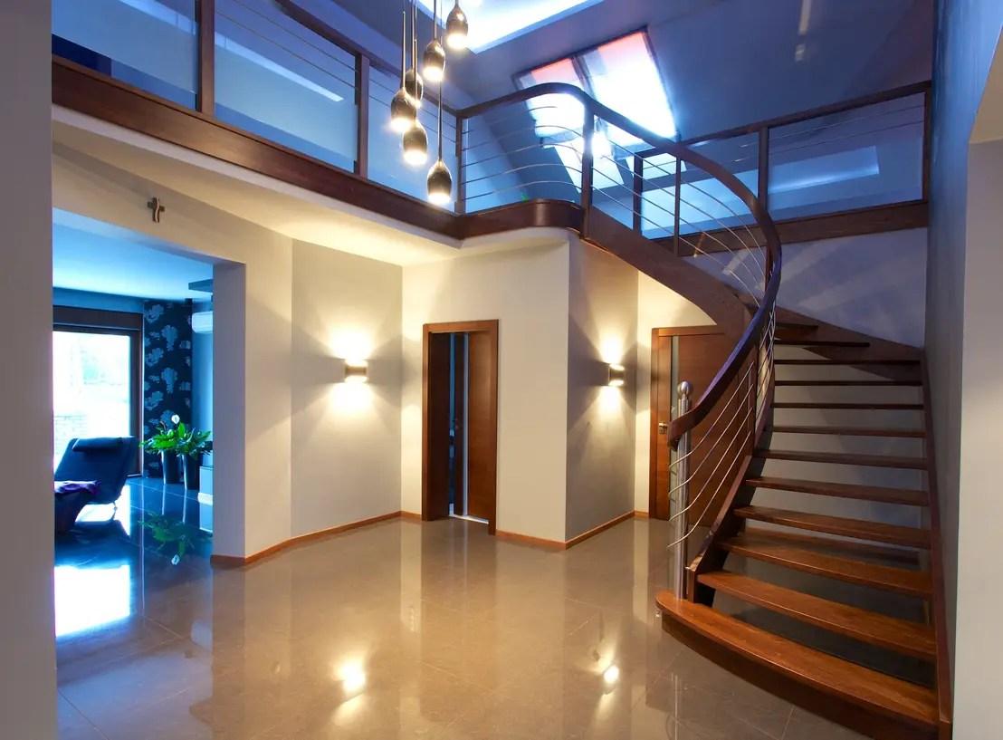Treppenbeleuchtung 8 coole Ideen