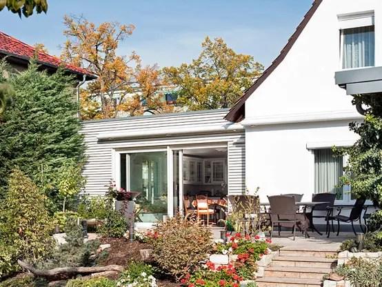 Berliner Architekt Realisiert Rundum Gelungenen Hausanbau