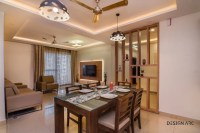 Living room interior apartment bangalore: modern living ...