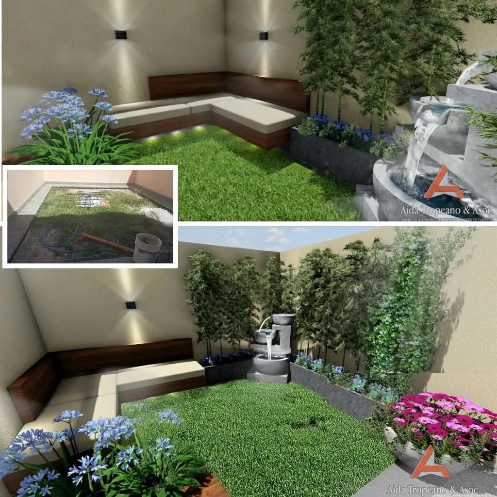 increíbles ideas de patio pequeño Como Decorar Un Patio Pequeo Con Poco Dinero Proyectos