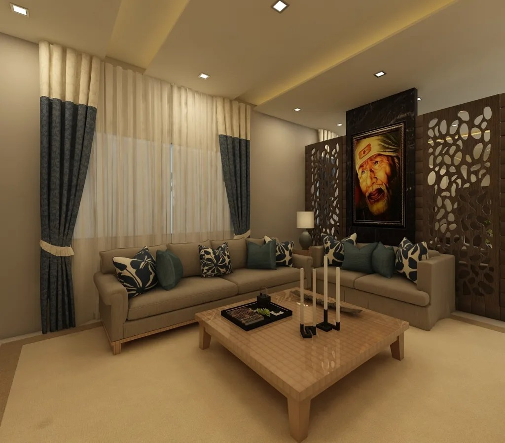Living room  living room by regalias india interiors