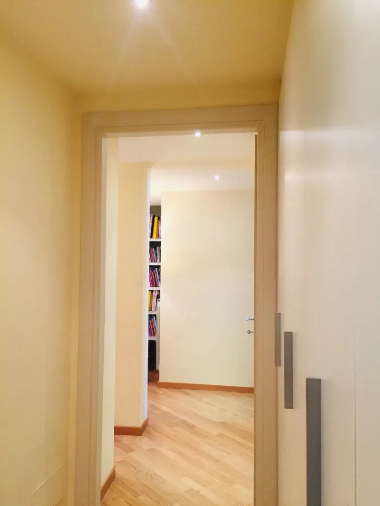 We are an architecture and interior design studio based in florence and we complete projects on private villas, resorts and restaurants for our italian and. Studio Di Architettura Interni E Design Feng Shui Minimalist Corridor Hallway Stairs Wood Beige Homify